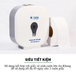Công dụng của hộp đựng giấy vệ sinh