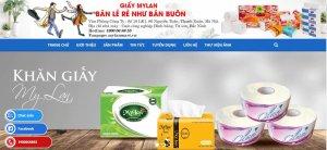 Công ty sản xuất giấy tiêu dùng MyLan