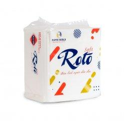 Khăn giấy napkin roto soft100