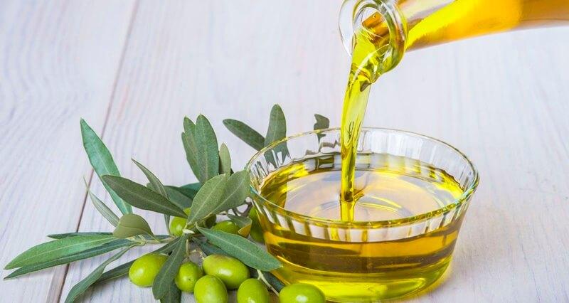 Bảo quản dầu oliu