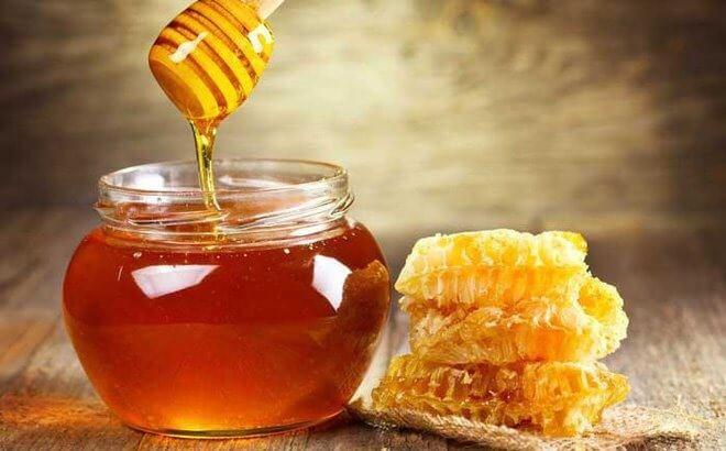 Bảo quản thực phẩm mật ong
