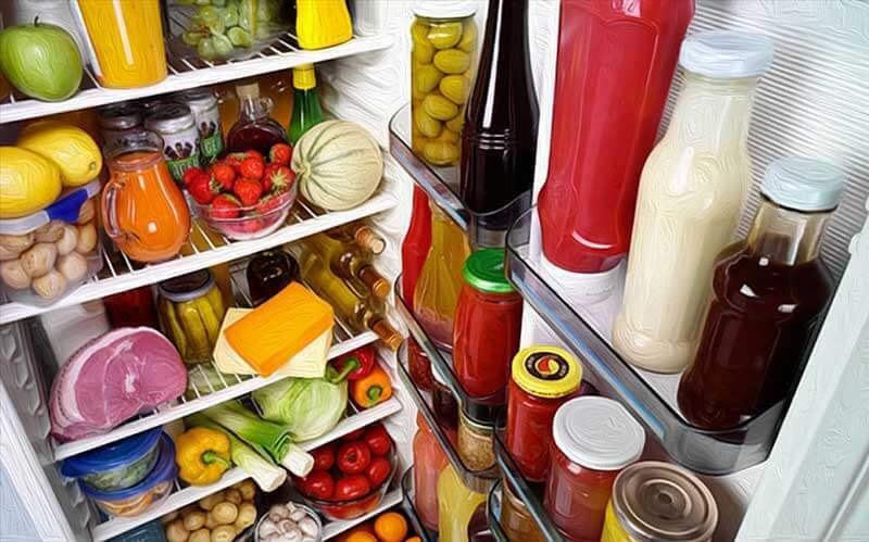 Dự trữ lương thực, thực phẩm