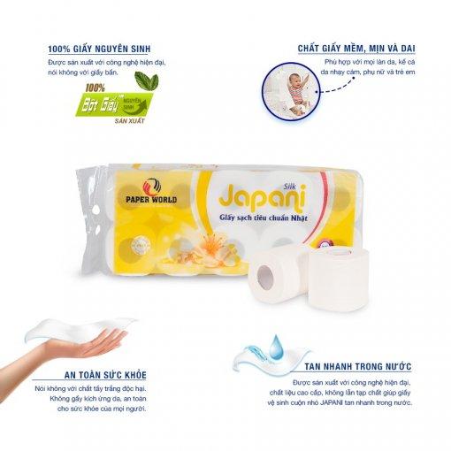Lợi ích khi sử dụng giấy lụa cao cấp Japani silk10