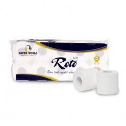 Giấy vệ sinh cao cấp Roto Silk10