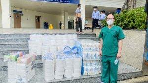 Bệnh viện dã chiến đặt hàng combo siêu tiết kiệm